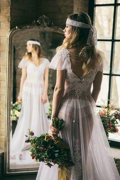 Bohemian wedding: стилизованная фотосессия - Weddywood