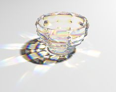 Rendering Crystal Glass Caustics