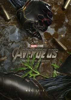 Avenge Us poster (4) by BossLogic - Clint Barton/Hawkeye