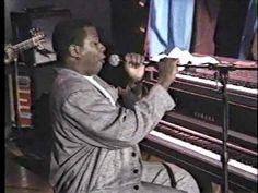 "Rev. Milton Brunson & The Thompson Community Singers - ""Lord I Believe"" soloist: Darius Brooks"