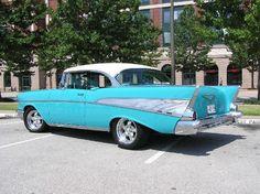 1957 Bel-Air Hardtop