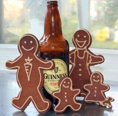Guinness Gingerbread . . . and it's VEGAN???!!!  Yussssss