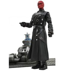 Marvel Select Red Skull Action Figure