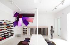 Discover Philips luminous textile panels!