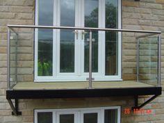 Abacus homes  Bespoke Home Fabrications #Balconies #Balconies Yorkshire #Balcony