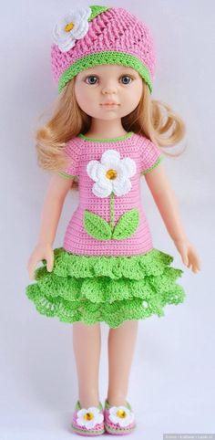 Мои первые куколки Паола Рейна - мой источник вдохновения / Куклы Паола Рейна, Paola Reina / Бэйбики. Куклы фото. Одежда для кукол