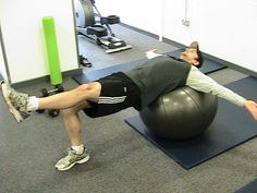Posterior chain development for golf tips, the importance of and indeed some exercise suggestions in this post