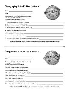 Education World: geography_az001.pdf