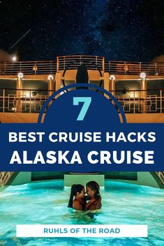 Alaska Cruise Tips, Hacks, Packing List, & Excursions - Ruhls of the Road Cruise Checklist, Packing List For Cruise, Cruise Travel, Cruise Vacation, Vacation Packing, Packing Tips, Disney Cruise, Usa Travel, Cruise Outfits