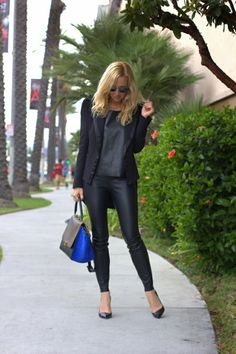 Chic Black on Black