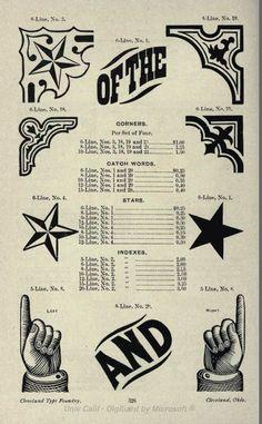 Wild West Typography | Typophile