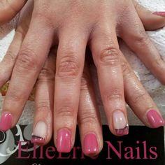 Gel uv unghie e nail art by ElleErre Nails