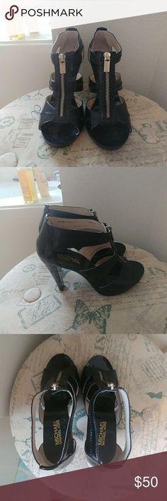 Michael Kors heels Zip up sexy heels Shoes Heels