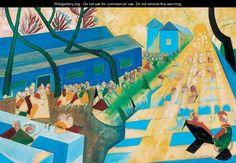 Streak of Light - Gyula Batthyany Fauvism, Hanging Art, Budapest, Fair Grounds, Display, Cool Stuff, Gallery, World, Artist