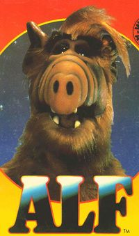 Alf - Les Archives des Années 80 Plus 90s Cartoons, Looney Tunes Cartoons, Alf Tv Series, Tv Vintage, Retro, 80 Tv Shows, 80s Tv, Knitting Blogs, 80s Kids