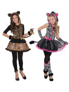 Animal+Costumes+for+Tweens | Click image to enlarge. Image for reference only, bundles and options ...