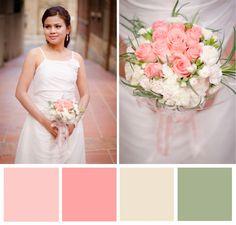 Sage Palette - Wedding Color Palettes of 2013 » Kate Ignatowski Wedding and Portrait Photographer Blog
