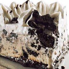 Cookies and Cream Ice Cream Dessert Recipe