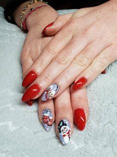 Christmas Nails Christmas Nails, Beauty, Color, Accessories, Xmas Nails, Colour, Beauty Illustration, Colors, Holiday Nails