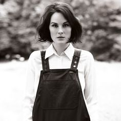 Michelle Dockery, Red October 2013 issue