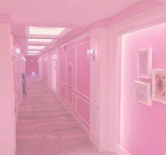 pink aesthetic pastel rose heart collage gambar weheartit dan hello