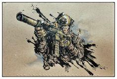 Tactical Ink, Marc  Lee on ArtStation at https://www.artstation.com/artwork/tactical-ink