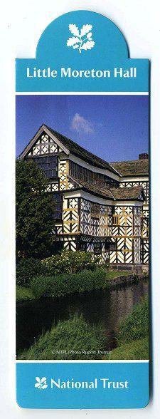 Little Moreton Hall (magnetic)