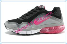 Buy Womens Running Shoes Nike Air Max TR 180 Summer 2013 Rose Pink Wolf Grey Black 553642 018 With $60.12[50% Off Lebron 11 Elite 010] | Nike Air Max TR 180
