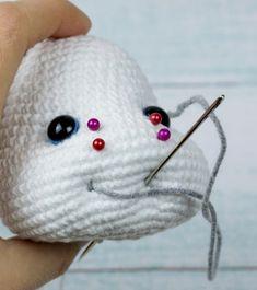 Yüz şekillendirme Nasıl Yapılır Abendessen Amigurumi Crochet
