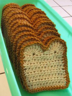 crochet bread