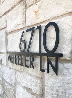 d6a0927dd8e 13 Best Contemporary House Signs images in 2019