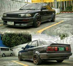 back light Corolla Twincam, Toyota Corolla, Toyota Cars, Toyota Supra, Nissan Trucks, Old School Cars, Mitsubishi Lancer Evolution, Import Cars, Tuner Cars