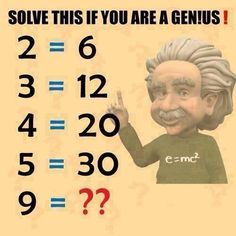 IQ Catch puzzle, can you solve it?  www.IQCatch.com Intelligent Dating for Smart Singles