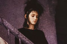 A shot of gorgeous, Gothic Lydia Deetz is always lustfully appreciated! ♥♥♥♥♥
