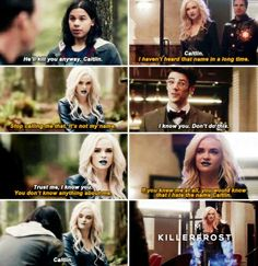 Killer Frost CW The Flash