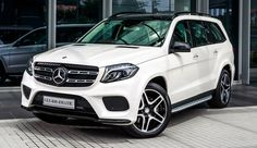 Aside from the G 63 Edition 463 and GLC 250 Coupe, Mercedes-Benz Malaysia also gave the refreshed GLS its debut, the seven-seater SUV arriving here Seven Seater Suv, Mercedes Benz Suv, Fiat Grande Punto, Bmw Suv, Compact Suv, Cute Cars, Latest Cars, Audi A4, Luxury Cars