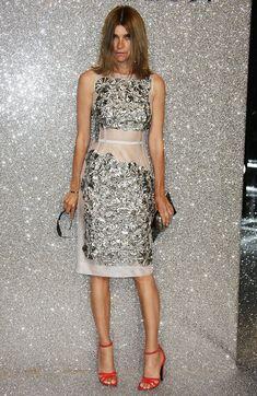 Carine Roitfeld Cocktail Dress
