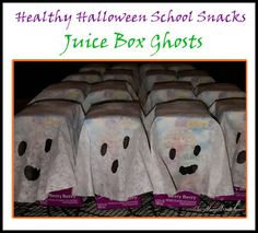 In recent years, school policies regarding the kind of treats that parents send in for parties have required they either be healthy snac.