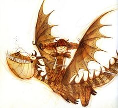 How to train your Dragon Nicolas Marlet