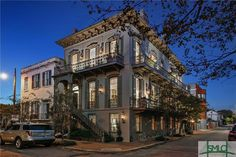 $3,500,000 - View 28 photos of this 5 Beds 5.2 Baths European home built in 1884. Awarded the 2016 Historic Savannah Foundation Preservation Award. One of