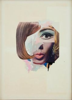 Study for a Fashion plate - Richard Hamilton
