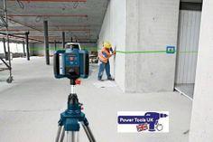 Bosch GRL300HVG Rotation Laser from Power Tools UK