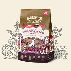 Lily's Kitchen Wild Woodland Walk Grain Free Food for Dogs- 1kg - Parlour Pet Boutique