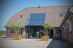 Verbouw woonboerderij te Wehl - Architektengroep Gelderland