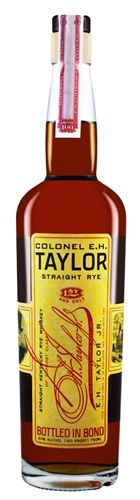 Colonel E.H. Taylor, Jr. Kentucky Straight Rye Whiskey (750ml)