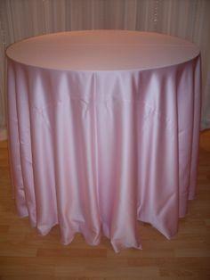 Light Pink Matte Satin #linen #chairdecor #linenfactory #event #finelinen #tabledecor