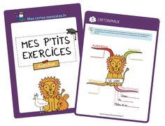 Cartanimaux Monopoly, Tao, Origami, France, Grammar Rules, Mental Map, Speech Language Therapy, Vocabulary, Exercise