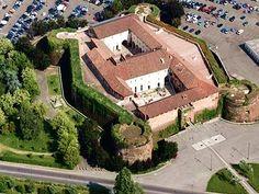 Casale Monferrato (Al), castello dei Paleologi