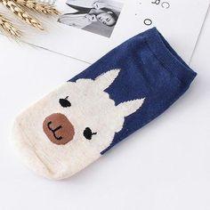 Clever New Women Girl Cotton Crew Socks Animal Cartoon Rabbit Panda Duck Dog Pattern Japanese Harajuku Style Fashion Winter Gift Grade Products According To Quality Underwear & Sleepwears Socks