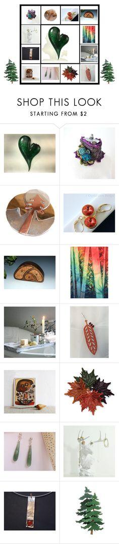 Lovely Gift Collage #3 by keepsakedesignbycmm on Polyvore